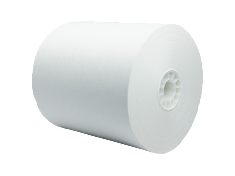 receipt paper Extra thermal receipt paper for your pos receipt printer paper size: 3125 x 230' the box contains 50 rolls.